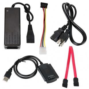 تبدیل Sata و Pata و IDE به USB 2.0 لینکیو مدل U-SA01