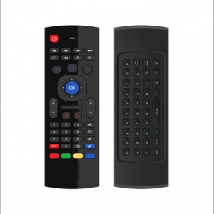 کنترل از راه دور کیبورد و موس بی سیم Air Mouse MX3
