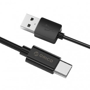 کابل تبدیل USB به Type-C اوریکو مدل BTC-10-BK-BP به طول 1 متر