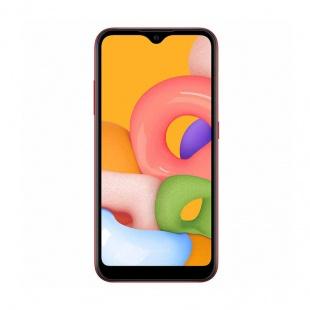گوشی موبایل گلکسی A01 با حافظه داخلی 16 گیگابایت و 18 ماه گارانتی