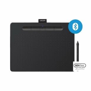 قلم نوری اینتوس وکام Wacom Intuos Medium Bluetooth