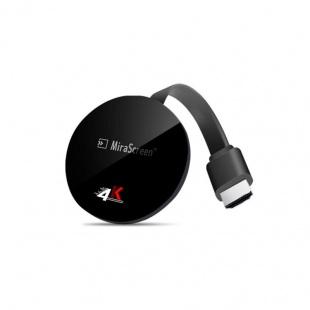 دانگل گیرنده بی سیم HDMI میراسکرین مدل G7 Plus با کیفیت 4K