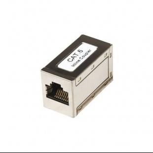 کوپلر شبکه Cat6 Inline Shield بافو