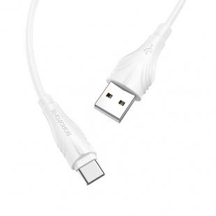 کابل تبدیل USB به type-c بروفون مدل BX18 به طول 2 متر