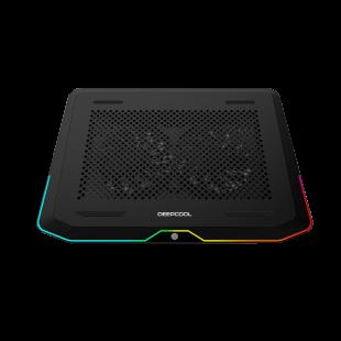 خنککننده لپ تاپ دیپ کول مدل N80 RGB