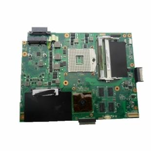 مادربرد لپ تاپ ایسوس مدل کی ۵۲ جی آر همراه با چیپست گرافیک ۱۲۸۰