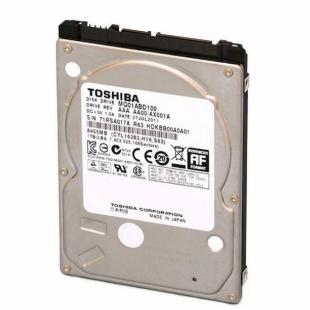 هارد دیسک لپ تاپ توشیبا مدل MQ۰۱ABD۱۰۰ با ظرفیت ۱ ترابایت
