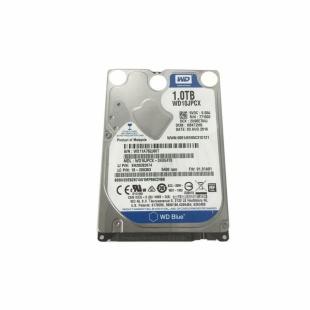 هارد دیسک لپ تاپ وسترن دیجیتال مدل WD۱۰JPCX ظرفیت ۱ ترابایت