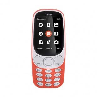 گوشی موبایل اُرُد مدل 3310 دو سیم کارت