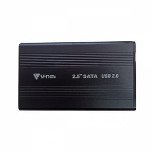 باکس هارددیسک 2.5 اینچی USB 2.0 وی نت مدل ZTB