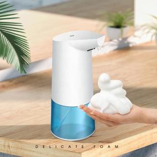 مخزن مایع دستشویی و ضد ععونی هوشمند بدون لمس USAMS US-ZB122