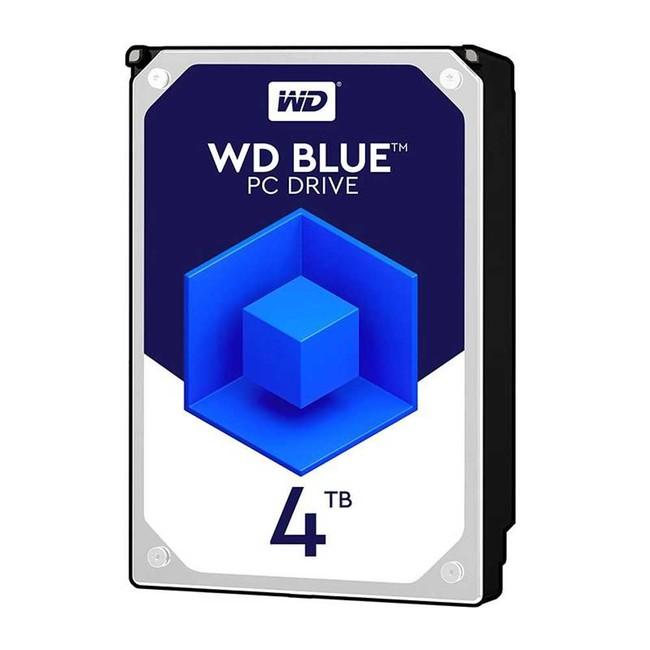 هارد اینترنال وسترن دیجیتال مدل Blue WD40EZRZ ظرفیت 4 ترابایت