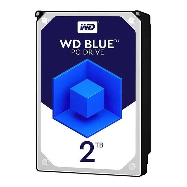 هارد اینترنال وسترن دیجیتال مدل Blue WD20EZRZ ظرفیت 2 ترابایت