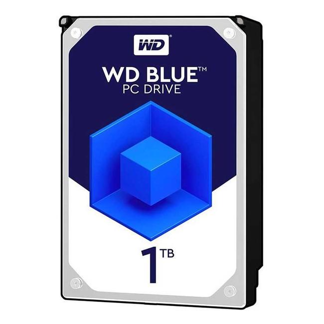 هارد اینترنال وسترن دیجیتال مدل Blue WD10EZEX ظرفیت 1 ترابایت