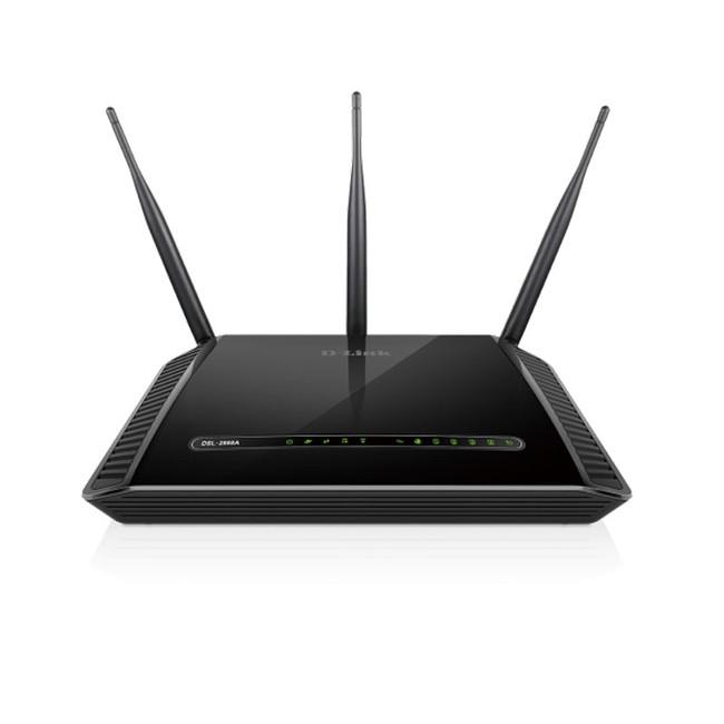 مودم روتر بی سیم ADSL2 Plus و VDSL2 دی-لینک مدل DSL-2888A
