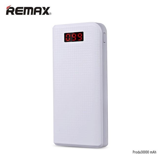 پاور بانک ريمکس مدل Proda Power Box ظرفيت 30000 ميلي آمپر ساعت