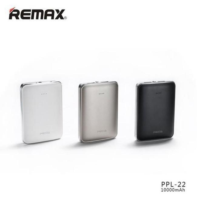 پاور بانک ريمکس مدل Proda MINK PPL-22 ظرفيت 10000 ميلي آمپر ساعت