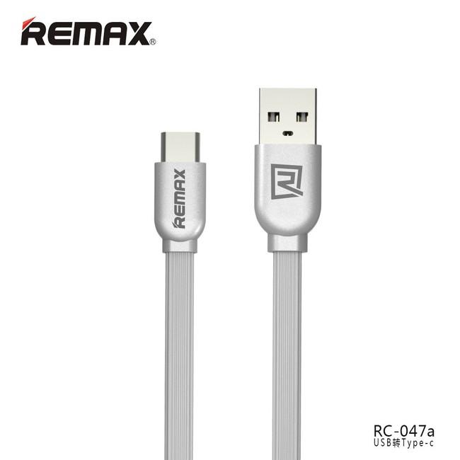 کابل تبدیل USB به USB Type-c ریمکس مدل RC-047a