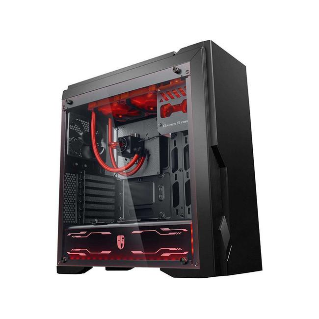 کيس کامپيوتر ديپ کول مدل DUKASE LIQUID