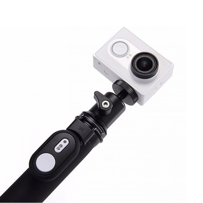 دوربین ورزشی با دسته نگهدارنده و ریموت بلوتوثی شیائومی مدل YI Travel Edition