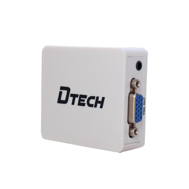 تبدیلHDMI بهVGA دی تک مدل DT-6528