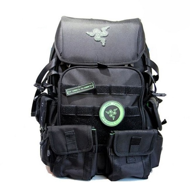Razer Tactical Pro Backpack For 15 Inch Laptop