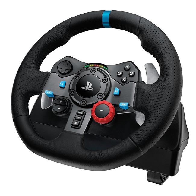 فرمان بازی لاجیتک G29 Driving Force
