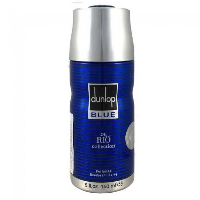 اسپری ضد تعریق مردانه ریو کالکشن مدل Rio Dunlop Blue حجم 150ml
