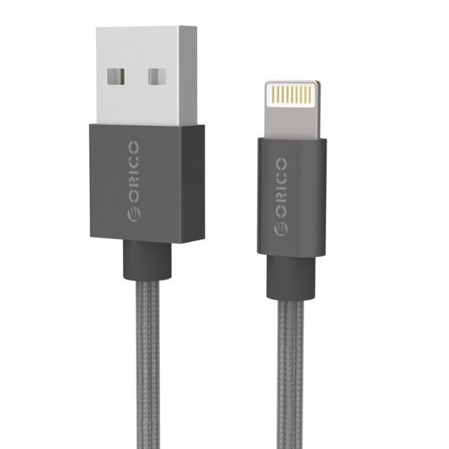 کابل تبدیل USB به لایتنینگ اوریکو مدل LTS-10 طول 1 متر
