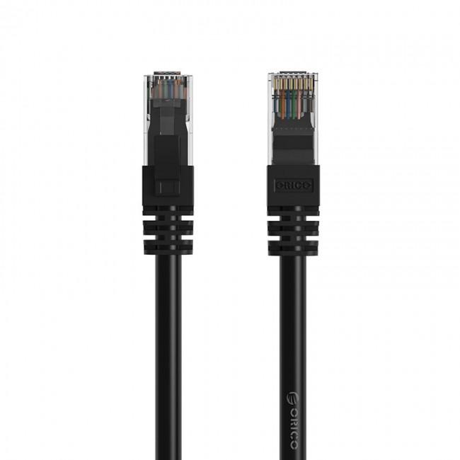 کابل شبکه CAT6 اوریکو مدل PUG-C6 طول 1 متر