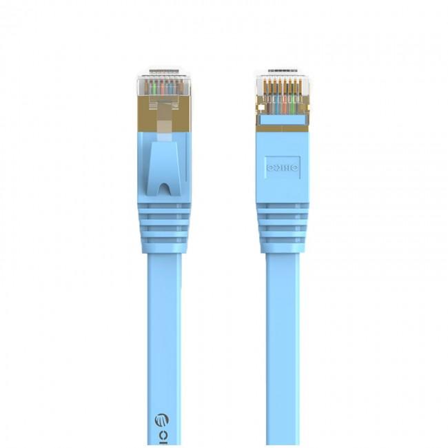 کابل شبکه Cat7 تخت اوریکو مدل PUG-C7B طول 5 متر