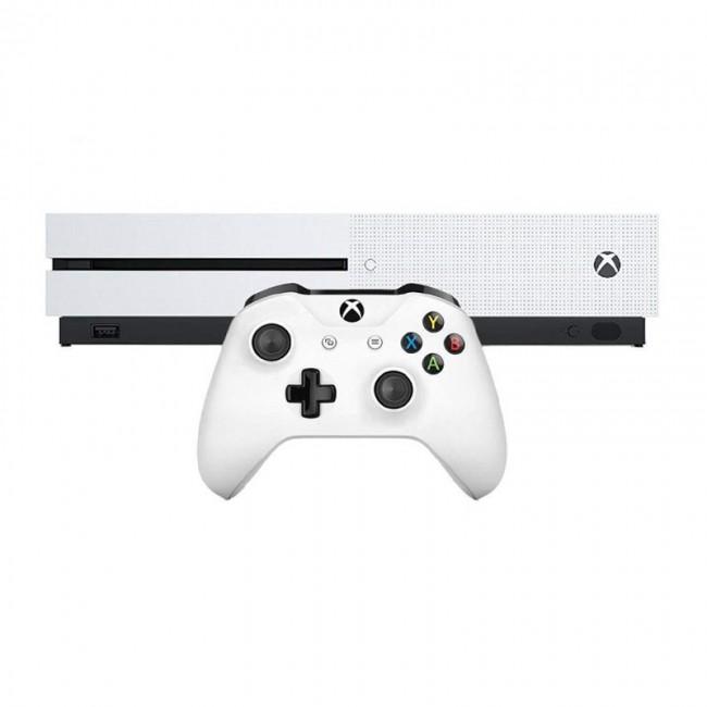 کنسول بازی مایکروسافت مدل Xbox One S ظرفیت 1 ترابایت همراه با 20 عدد بازی