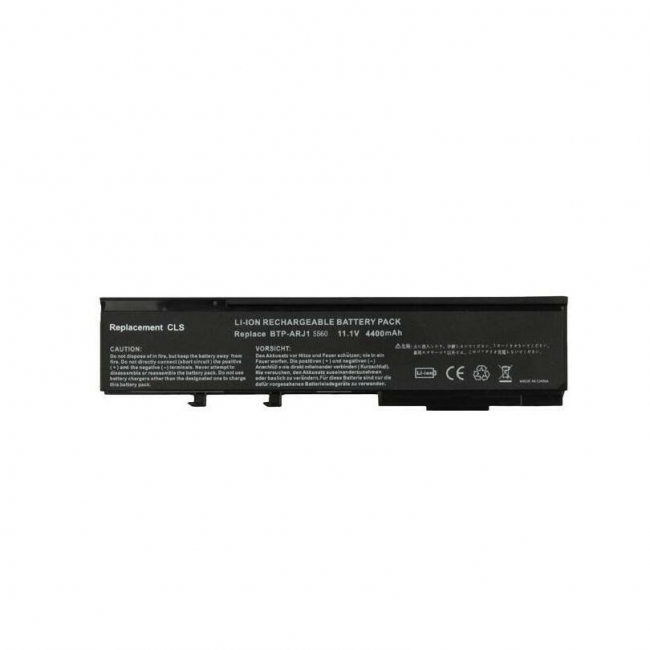 باتری لپ تاپ ایسر مدل تراول میت ۲۴۴۰