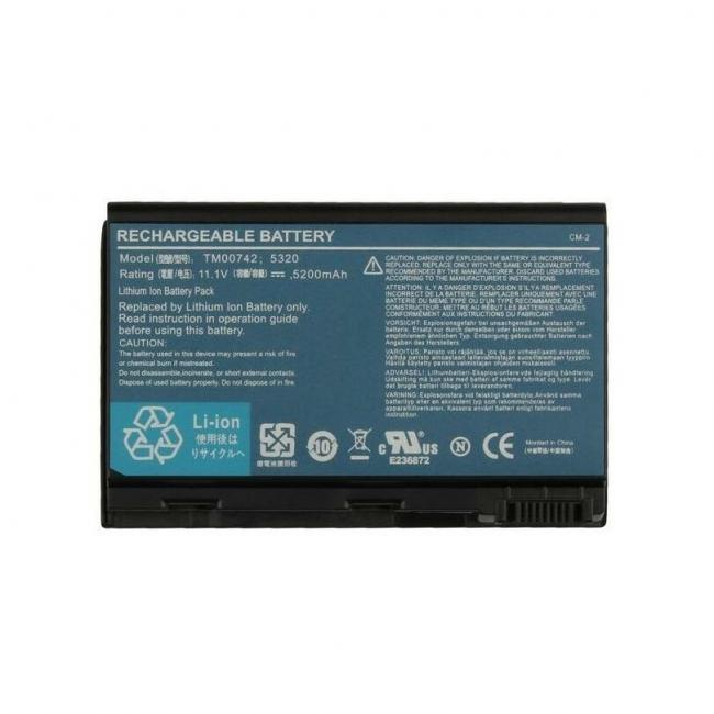 باتری لپ تاپ ایسر مدل اکستنسا ۵۴۳۰
