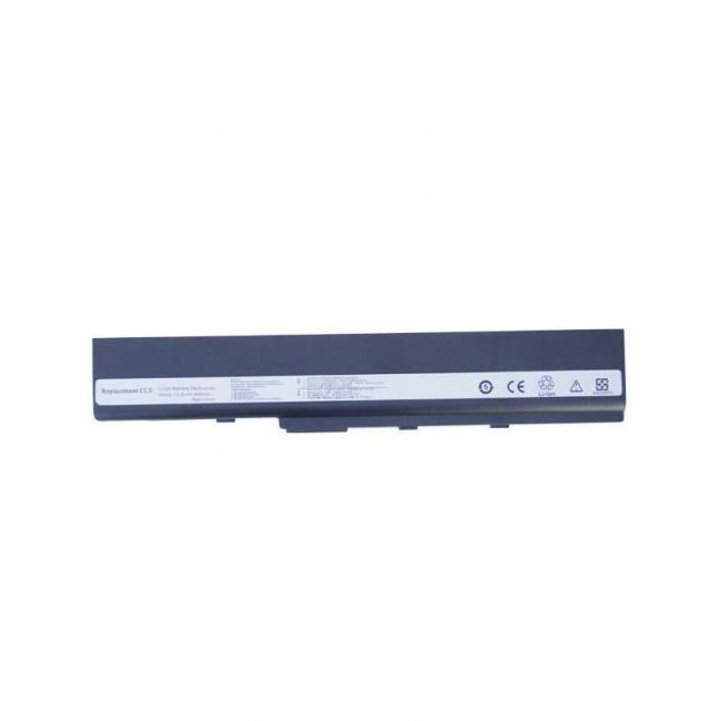 باتری لپ تاپ ایسوس مدل ایکس ۵۲