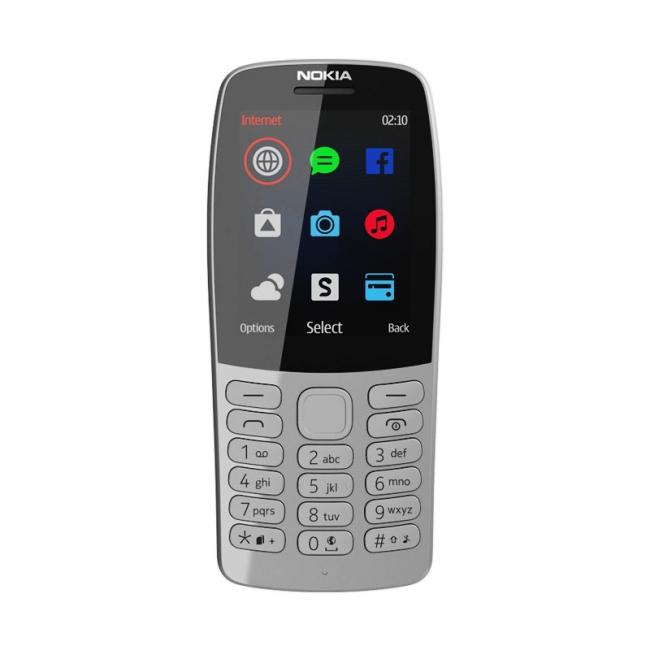 گوشی موبایل نوکیا مدل 210 دو سیم کارته با 18 ماه گارانتی