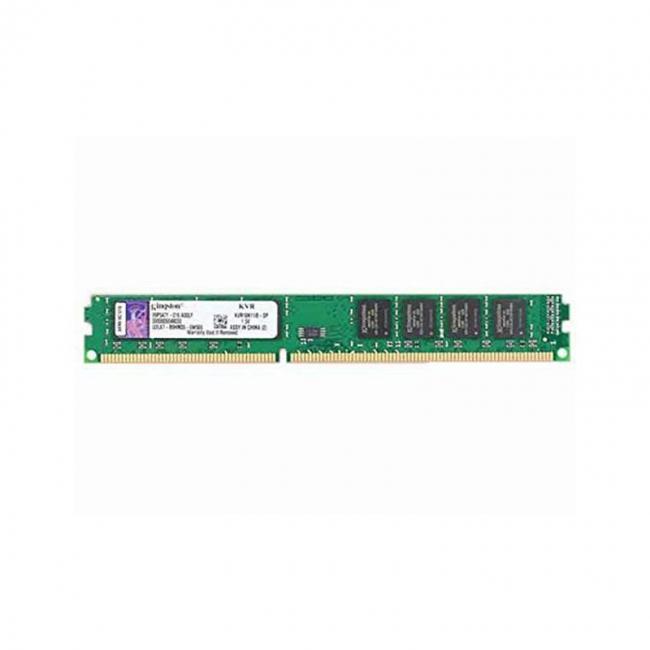 رم کامپیوتر کینگستون DDR3 1600MHz  ظرفیت 4 گیگابایت