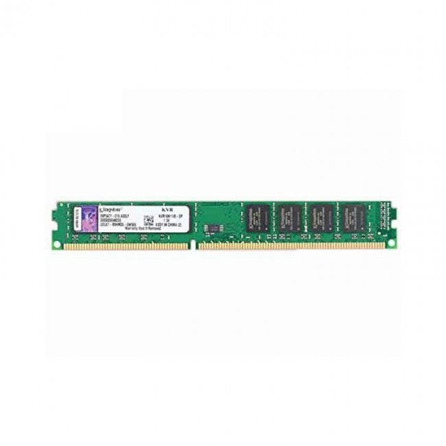 رم کامپیوتر کینگستون  DDR3 1600MHz ظرفیت 8 گیگابایت