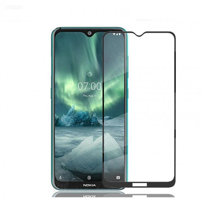 محافظ صفحه نمایش تمام صفحه 21D گوشی نوکیا 2.3
