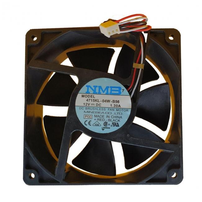 فن 12 ولت 12x12x3.8 سانتی متر 1.3 آمپر مناسب برای ماینر