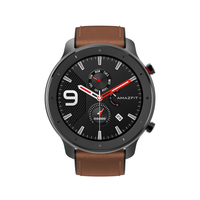 ساعت هوشمند امیزفیت مدل GTR با بند 47mm