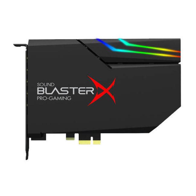 کارت صدا کریتیو مدل  Sound BlasterX AE-5