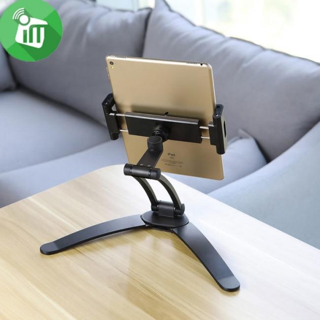پایه دسکتاپ قابل تنظیم ROCK Universal Adjustable Suspensible Desktop Phone Tablet Stand