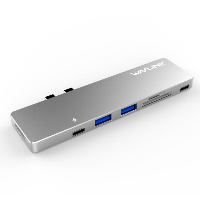 هاب ویولینک هفت پورت USB-C  مدل WL-UHP3405M