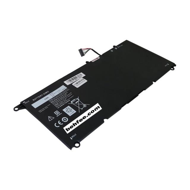 باطری لپ تاپ دل مدل  XPS 13-9350_JD25G -داخلی