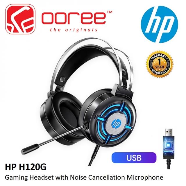 هدست گیمینگ اچ پی  مدل HP H120G