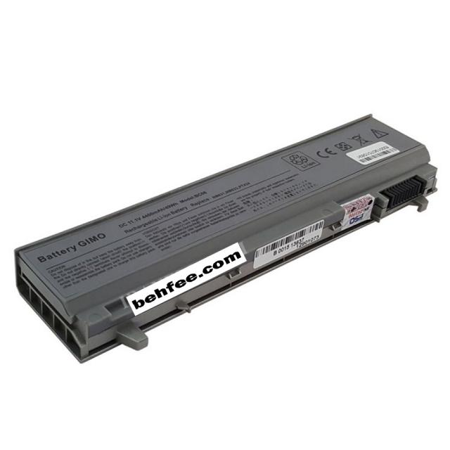 باطری لپ تاپ دل  مدل Latitude E6400-6Cell