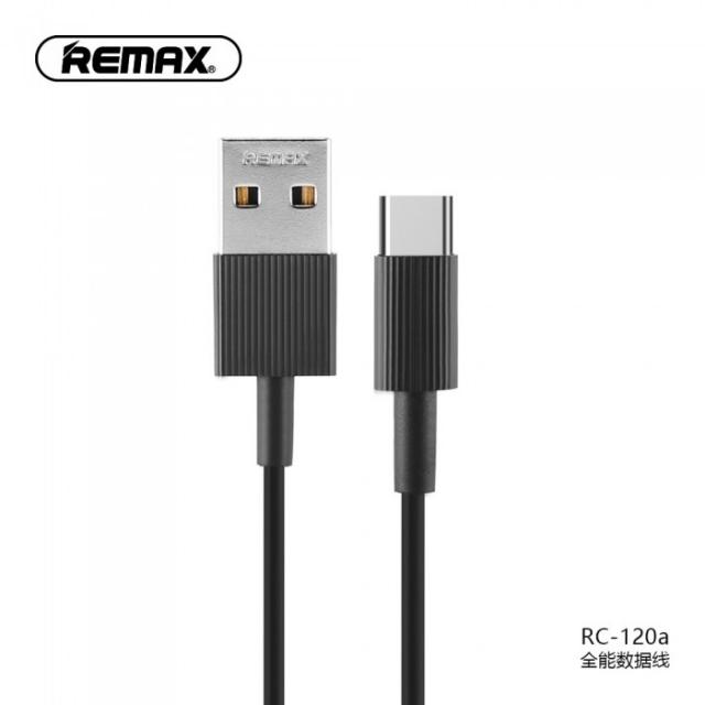 کابل TYPE C به TYPE C ریمکس مدل REMAX RC-120A