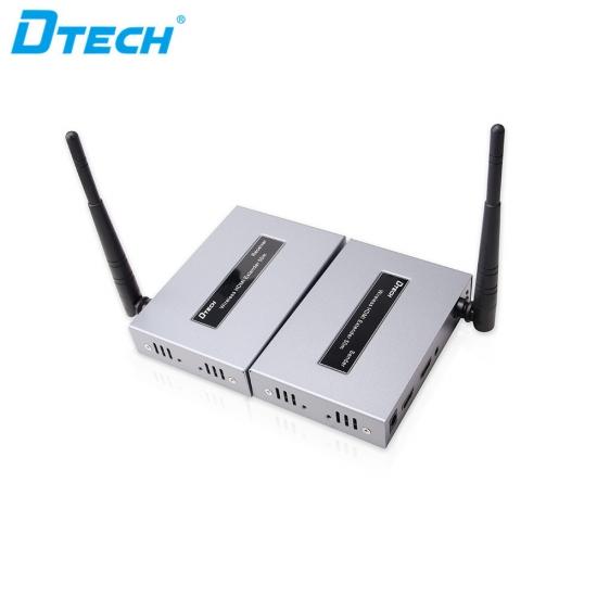 اسکتندر وایرلس hdmi دیتک 50 متر DTECH DT-7060 HDMI H.264 Wireless Extender 50M
