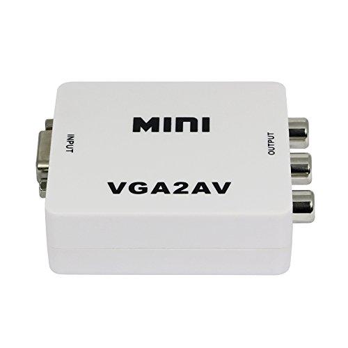 تبدیل VGA به AV  مدل MINI